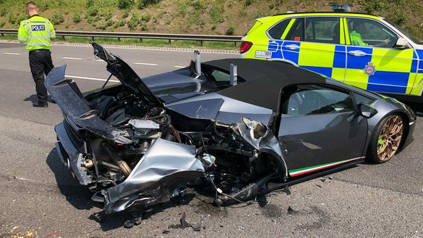 Photo courtesy: Twitter handle of West Yorkshire Police - Roads Policing Unit/ @WYP_RPU