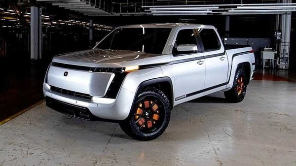 Lordstown Motors unveiled Endurance electric pickup truck on Thursday.