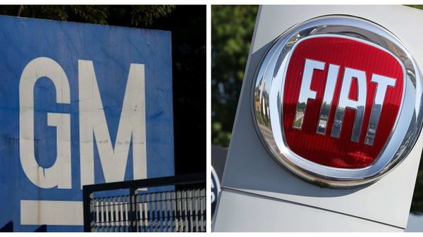 File photos: A US District Judge has told GM and Fiat officials to talk in person by July 1 to try and resolve the lawsuit that he called a waste of time and resources.