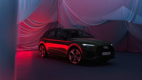 The new Audi Q5 looks sharper than ever before.