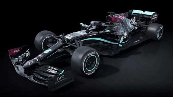 Mercedes F1 2020 cars will prominently display messages in support of fight against racism and discrimination.