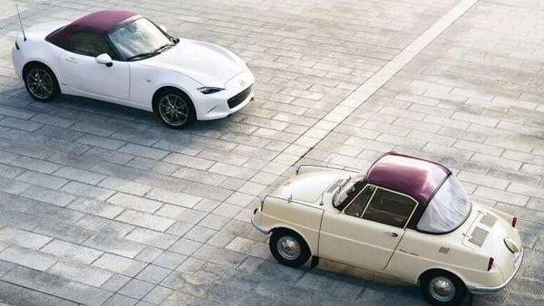 Mazda MX-5 Miata 100th Anniversary Special Edition
