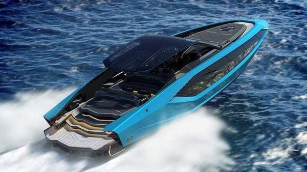 Automobili Lamborghini has unveiled 'Tecnomar for Lamborghini 63' - a yacht which pays tribute to the iconic Italian supercars. Developed by The Italian Sea Group, the yacht seeks to be a symbol of synthesis between the two brands.