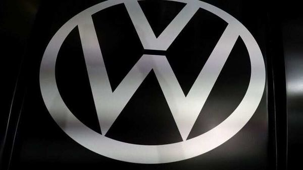 File photo - The logo of Volkswagen is pictured at the LA Auto Show in Los Angeles, California. (REUTERS)