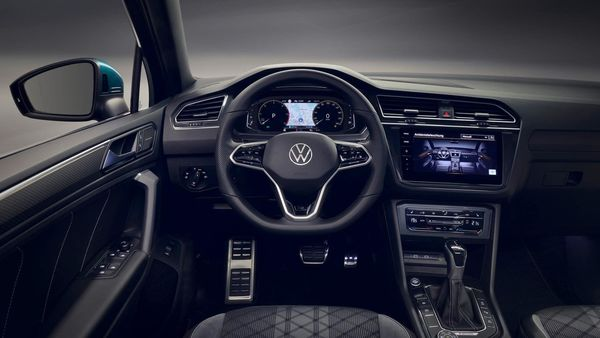 The Tiguan R comes with four cylinder 2.0-liter turbocharged engine, producing 316 horsepower.