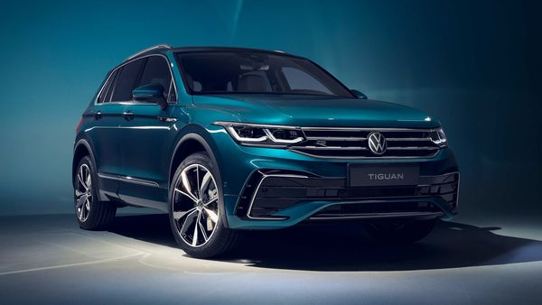 The new Tiguan SUVs have received design changes inside and out, while adding innovative driver-assistance and comfort features.