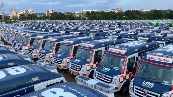 Force Motors' ambulances that can cater to transportation needs and can also screen for Covid-19 depending upon the different classifications.