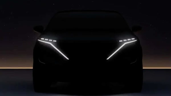 Nissan will launch its first electric SUV Ariya on July 15.