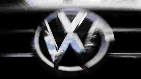 German police raided offices of Continental and Volkswagen in an investigation related to the 2015 emissions-cheating scandal. (REUTERS)