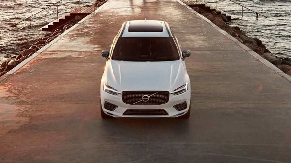 XC60 SUV was Volvo's top selling model for the first six months of this year.