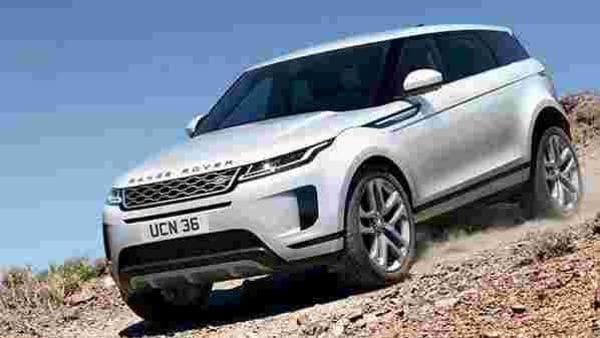 File photo of Range Rover Evoque.