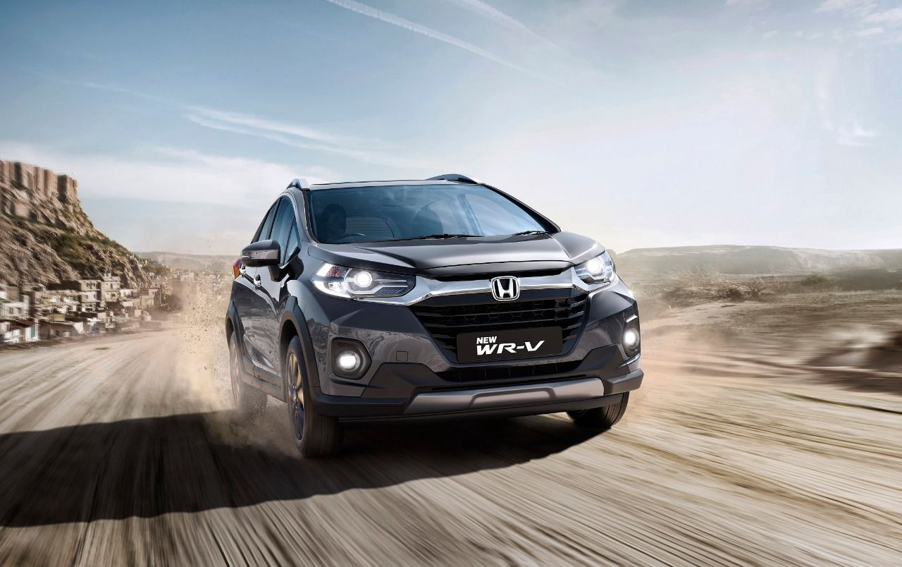 WR-V is available in SV MT and VX MT options in both petrol and diesel. It is offered with three years unlimited kilometers' warranty as standard. Customers can also opt for two years of addition unlimited or limited warranty.