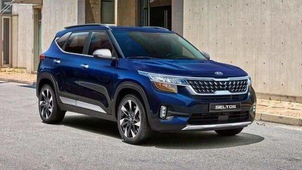 2021 Kia Seltos Gravity SUV has been introduced in Korea as the top-end trim.
