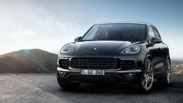 File photo courtesy: Porsche