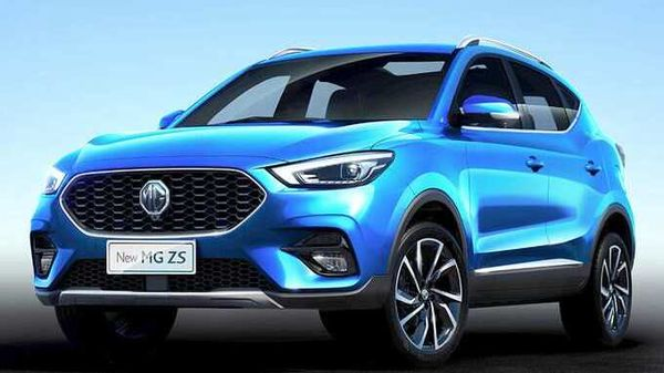 The facelift version of 2020 MG ZAS SUV was launched in UK at a starting price equivalent of ₹14.5 lakh.