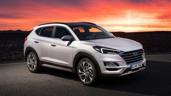 2020 Hyundai Tucson BS 6