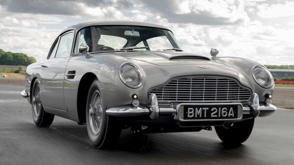 Dubbed as the most famous car in the world, the DB5 Goldfinger is renowned as the most desirable and sought-after classic Aston Martin models.