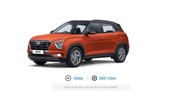 Hyundai's Click To Buy programme attracted 15 lakh visitors to its online car sales platform, but could not garner enough bookings.