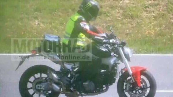 2021 Ducati Monster. Image Courtesy: Motorradonline.de