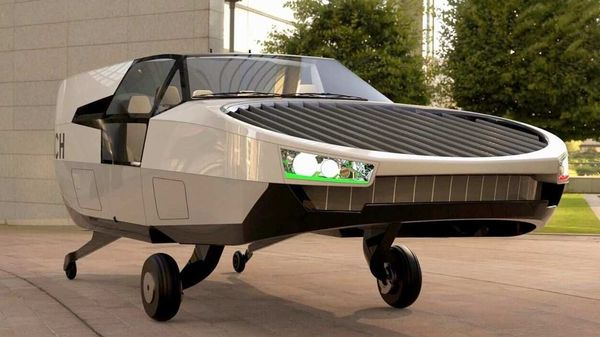 CityHawk is a six-seater vehicle, with a uniquely compact footprint and no external wings or rotors.