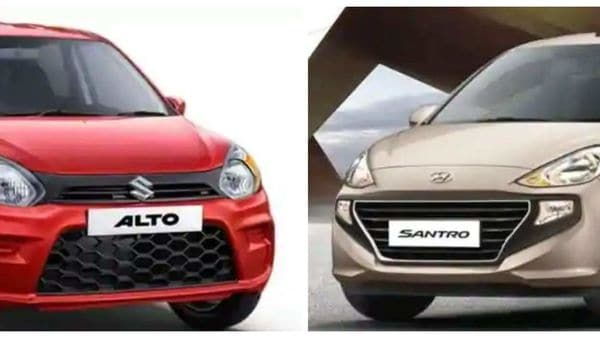 Small cars like Alto and Santro could sell in larger numbers vis-a-vis sedans and SUVs.