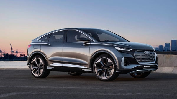 Audi is looking at launching 20 automobiles with all-electric drive by 2025. The Q4 Sportback e-tron concept provides an early glimpse into the strong steps in that direction.
