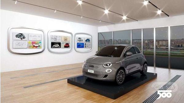 Virtual Casa 500 museum experience