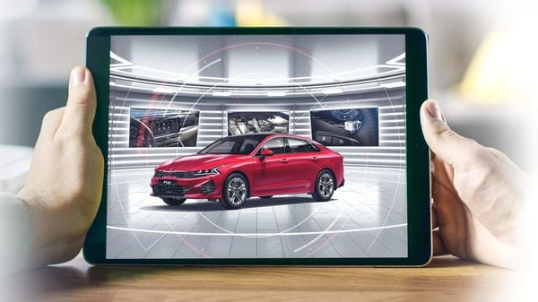 Live Stream Showroom offers customers a live video session with Kia dealers for a digital experience tailored to meet their individual needs.