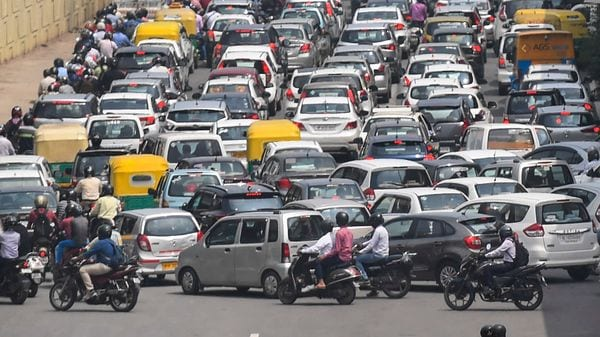 Validity of licence, permits, fitness certificates and grace period for payment of road tax were extended till June 30 considering the lockdown. (PTI)