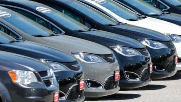The decline is a setback for the auto industry betting that demand will return as the pandemic eases in China and showrooms and malls reopen. (Representational photo)