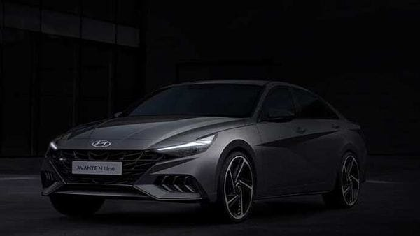 The new Elantra N Line brings performance-inspired N brand elements to seventh-generation sedan for the first time.