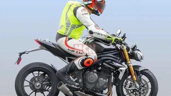 2021 Triumph Speed Triple. Image Courtesy: Motorcyclenews.com