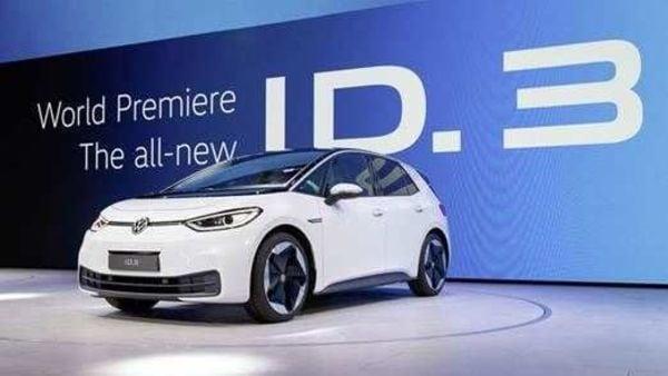 Bridgestone's custom developed Turanza tyre with Enliten Technology promises to help reduce battery power usage in Volkswagen ID.3.