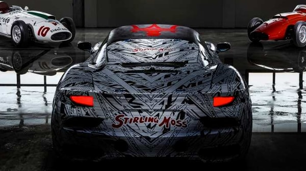 MC20 is the first time that Maserati will use the name MC in any of its car since the legendary MC12 was born 15 years ago.
