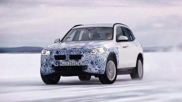 The all-electric BMW iX3 (Photo courtesy: BMW)