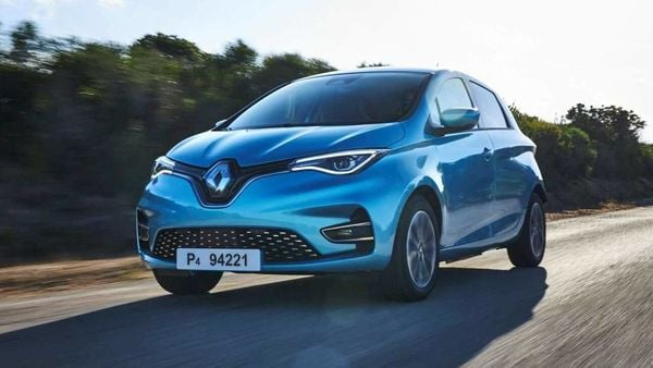 Renault Zoe electric car continues to lead the electric vehicle segment in Germany.