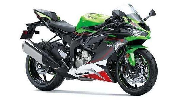 2021 Kawasaki Ninja ZX-6R