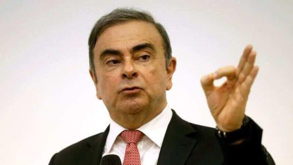 Former Nissan chairman Carlos Ghosn (REUTERS)