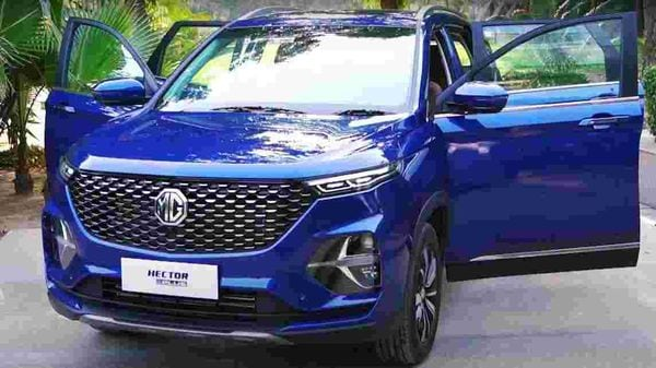 MG Motor has launched the 6-seater Hector Plus SUV in India at a starting price of <span class='webrupee'>₹</span>13.48 lakh. The introductory price will be hiked by <span class='webrupee'>₹</span>50,000 post August 13.