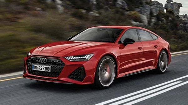 Audi India has opened bookings for the new RS 7 Sportback models at ₹10 lakh.