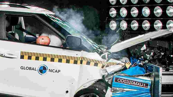 Mahindra XUV300 remains the safest Indian car securing highest ratings in Global NCAP tests.