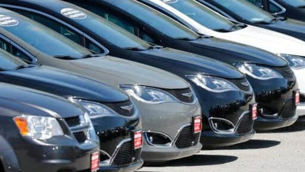 India's passenger vehicle sales rose 3% to 3.37 million units in fiscal 2018-19, but fell by 18% a year later due to weak demand and the onset of the pandemic.