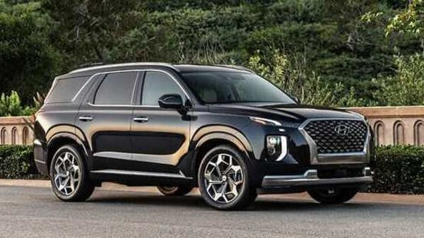hyundai reveals palisade calligraphy 2021 suv with several
