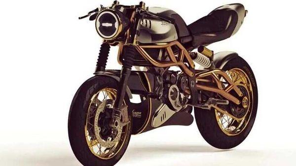 Langen Motorcycles' exclusive two-stroke bike