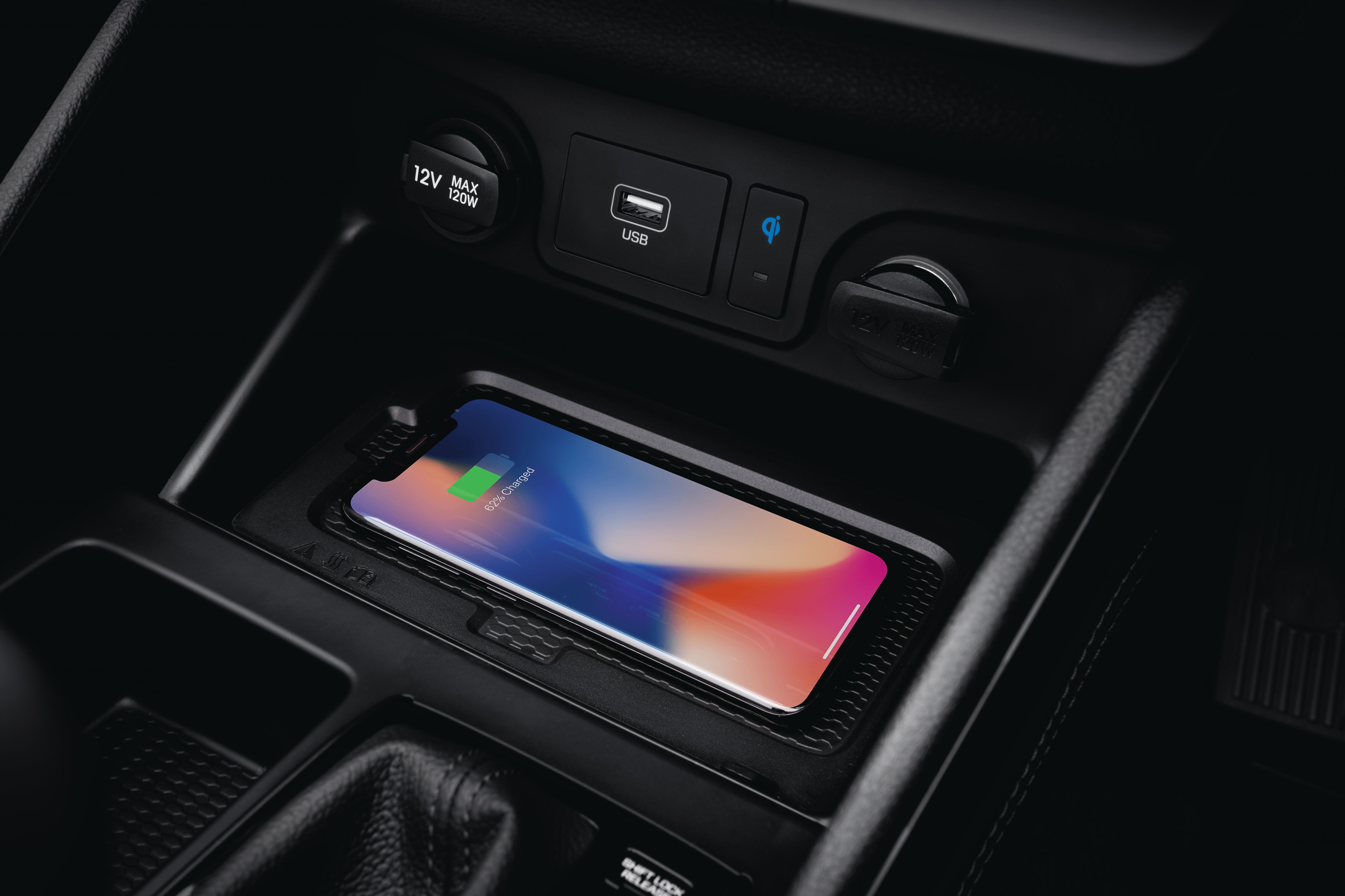 Hyundai brings features like wireless charging, DRVM, push-button start and similar others to the new Tucson.