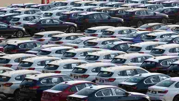 The country saw just 3,551 cars being sold in May due to coronavirus restrictions in place. (Representational photo) (REUTERS)