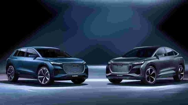 The Q4 e-tron and Q4 Sportback e-tron concept are bold statements of intent from Audi in a world fast moving towards electric mobility.