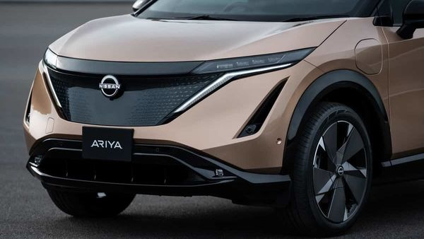 The Ariya's striking looks represent Nissan's new design language - Timeless Japanese Futurism. It is characterised by a distinctive Japanese approach, conveyed in a simple yet powerfully modern way.
