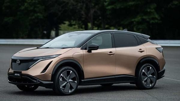 Nissan has officially introduced the all-new Ariya, an electric crossover SUV that can travel up to approximately 300 miles between recharges.