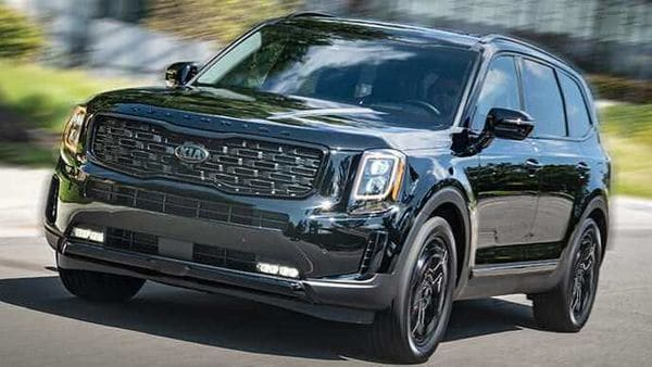 Kia Telluride SUV in United States will now enhance its appeal with a special Nightfall Edition package.